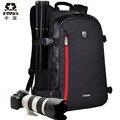 Gran bolsa mochila hombro caja de la cámara para nikon canon sony dslr cámaras digitales fujifilm