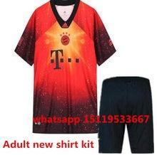 8c9744eb3 EA sports Jersey 2019 Adult shirt kit 11 JAMES 25 MULLER Bayern Munich  Soccer Jersey 2