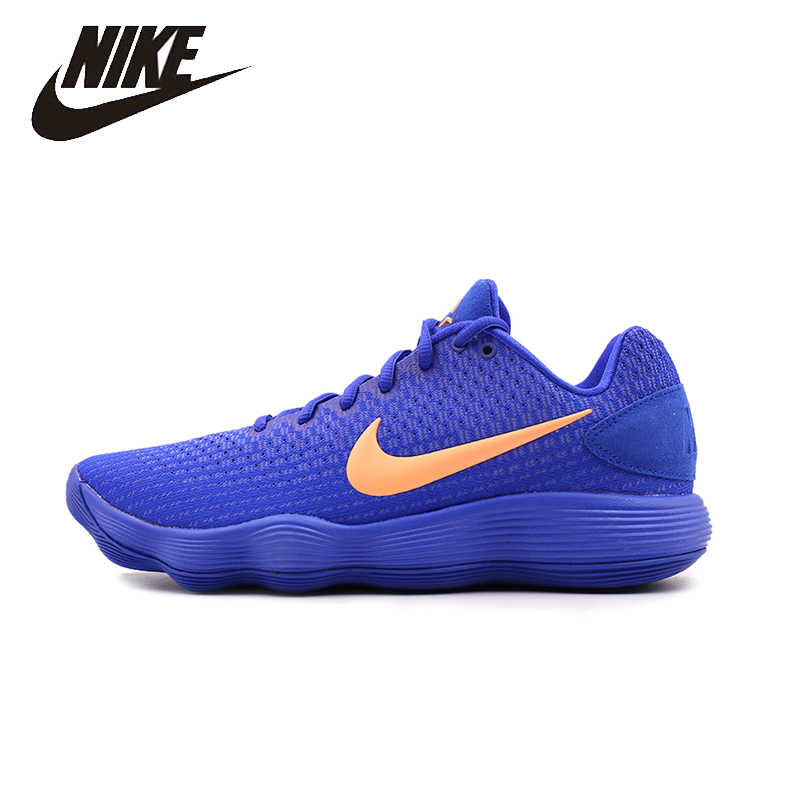 c9bd270df308 NIKE Original Hyperdunk HD17 Low Mens Basketball Shoes Breathable Stability  Footwear Super Light Sneakers For Men