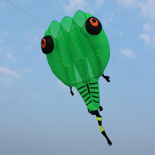 13sqm soft kite 3D Huge Soft Giant  Tadpole Kite Outdoor Sport Easy to Fly Frameless show kite