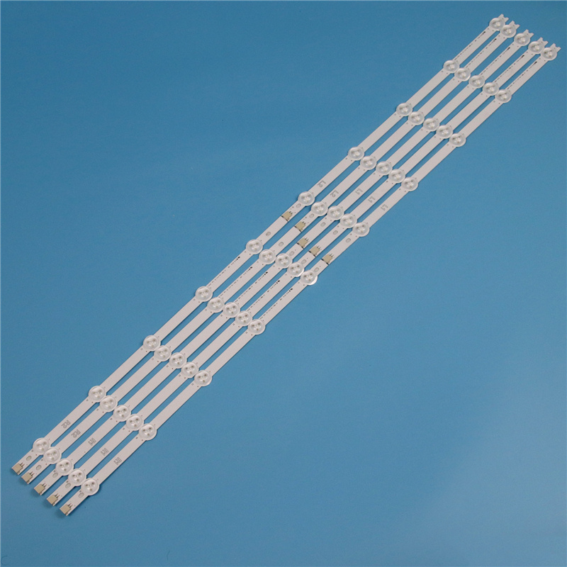 10 Lamps 820mm LED Backlight Strip Kit For LG 42LN5758 42LN5757 -ZE 42 inchs TV Array LED Strips Backlight Bars Light Bands
