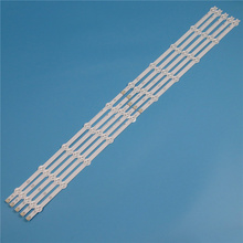 10 Lamps 820mm LED Backlight Strip Kit For LG 42LN5758 42LN5757 -ZE 42 inchs TV Array Strips Bars Light Bands
