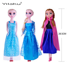 Bábiky princezná Anna a Elsa z Ľadového kráľovstva