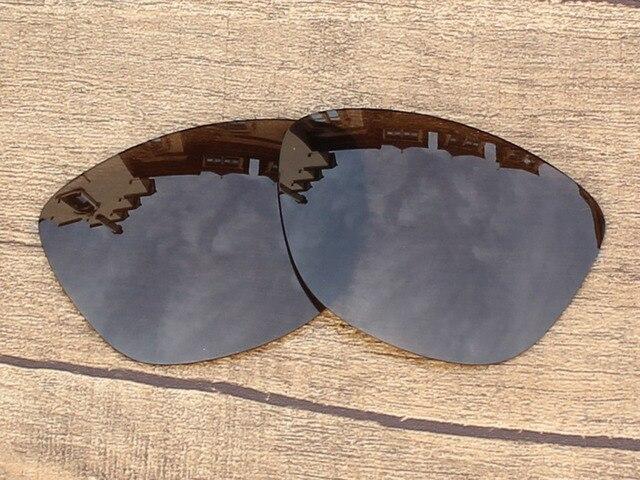 Медно-Коричневый Поляризованных Сменные Линзы Для Юпитера Солнцезащитные Очки Кадров 100% UVA и UVB Защиты