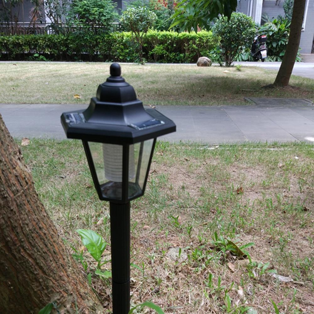 YIYANG 2pcs Led Solar Light Outdoor Lamp Power LED Path