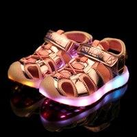 https://ae01.alicdn.com/kf/HTB1Xs8nlAUmBKNjSZFOq6yb2XXaS/ใหม-2018-ฤด-ร-อนเด-กรองเท-าแตะไฟ-led-USB-ชาร-จเด-ก-LED-luminous-รองเท-าเด.jpg