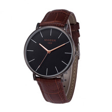 Men Watches Stylish And Simple Temperament Belt Wat