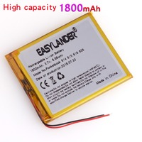 PocketBook batterie 3 7 V 1800mAh lithium-Polymer-Batterie FÜR E-BUCH PocketBook 614 615 616 624 626 Digma E628 r657 R659