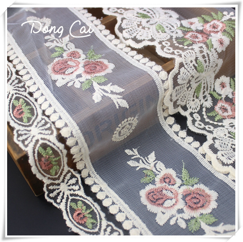 Lace Ribbon Embellishments For Sewing DIY Ribbon For