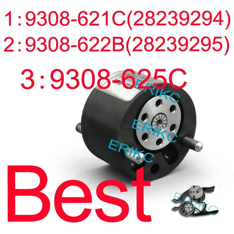 9308621C ERIKC 9308-621C 28239294 621C 625C Injecteur Valve 9308-622B 29239295 Diesel 9308-625C 28392662 28277709 pour Delphi