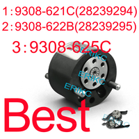 ERIKC 9308 621C 28239294 DELPHI 621C 625C Injector Valve 9308 622B 29239295 Diesel DELPHI Valve 9308