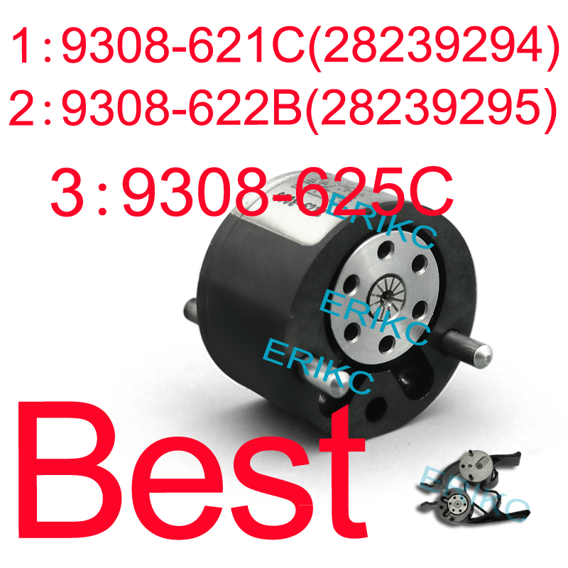 ERIKC 9308-621C 28239294 9308621C 625C injector valve 9308-622B 29239295 diesel valve 9308-625C 28392662 28277709