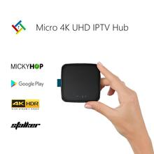 iPremium Migo Android Box IPTV Stalker Middleware with Online Video Apps(China)