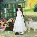 1/3 1/4 scale BJD dress for BJD/SD girl dolls,A15A1194.Doll and other accessories not included