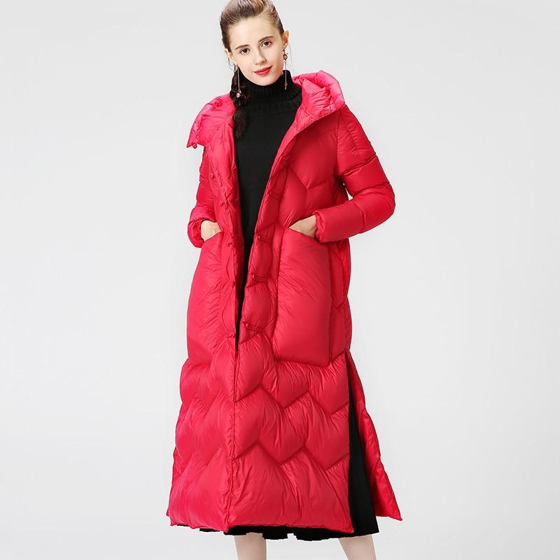 2017 Zima Nowe Mody Kobiety kurtka puchowa Chiny Styl Kobiet