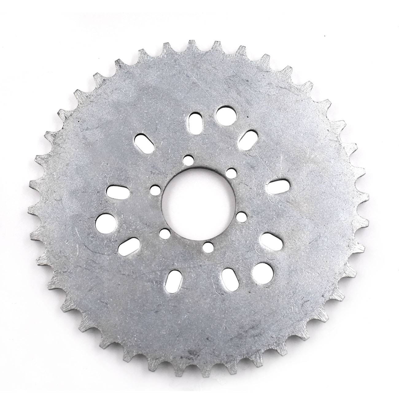 40T Sprocket with Adapter 415 Chain For 66cc 80cc 2 Stroke Motorized Bike New