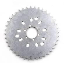 Колеса звездочки 40 т 40 зуб для 49cc 50cc 66cc 80cc моторизованный велосипед мопед