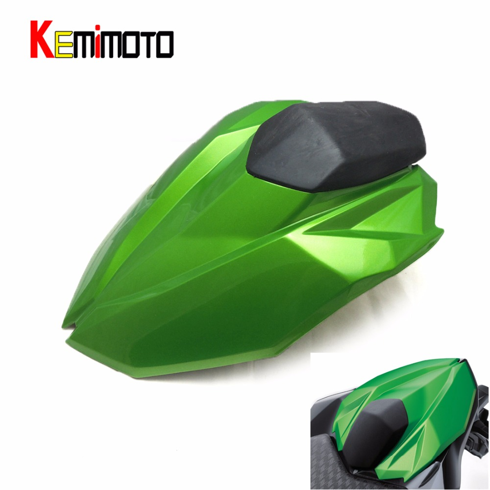 Z800 Rear Seat Cover Cowl For Kawasaki Z800 2013-2015 2016 Motorcycle Rear Seat Cowl Fairing Accessories car rear trunk security shield cargo cover for dodge journey 5 seat 7 seat 2013 2014 2015 2016 2017 high qualit auto accessories