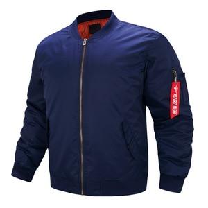Image 2 - Manteau dhiver grande taille pour hommes, Parka épais et fermeture éclair, manteau imperméable, chaud pour hommes, nouveauté Plus C91