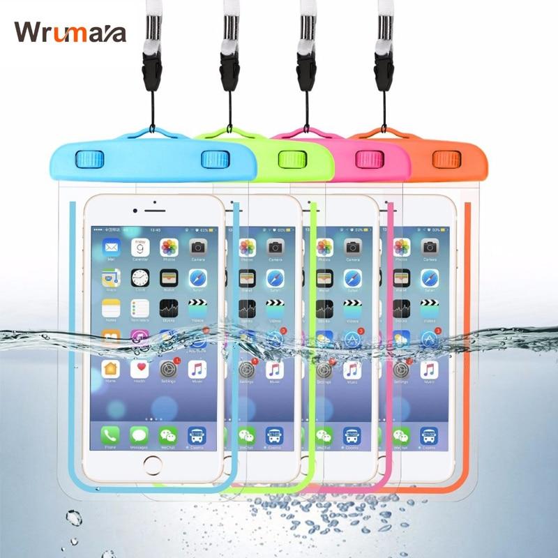 Αδιάβροχη θήκη Wrumava για τσάντα - Ανταλλακτικά και αξεσουάρ κινητών τηλεφώνων - Φωτογραφία 1
