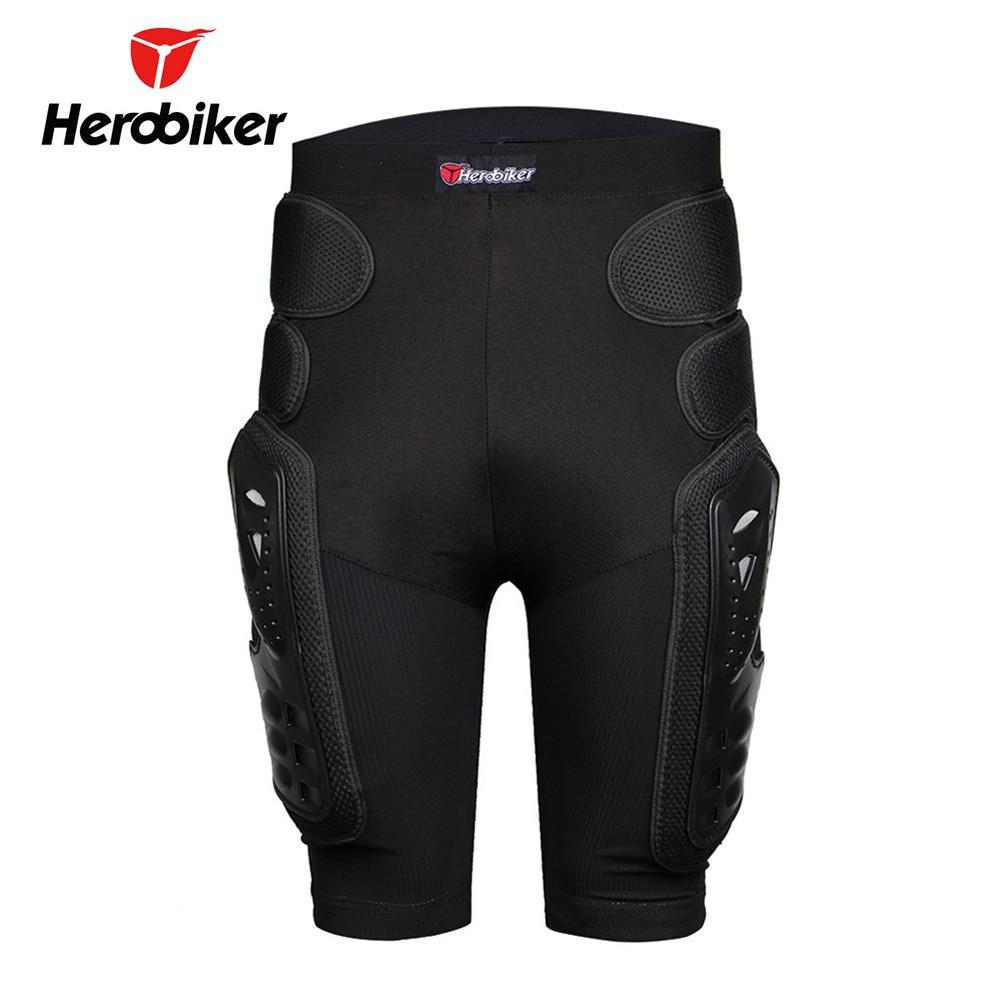 HEROBIKER Motocross Shorts Protector Moto Shorts Moto Equipaggiamento Protettivo Armatura Pantaloni Hip Protezione Equitazione Da Corsa Attrezzature