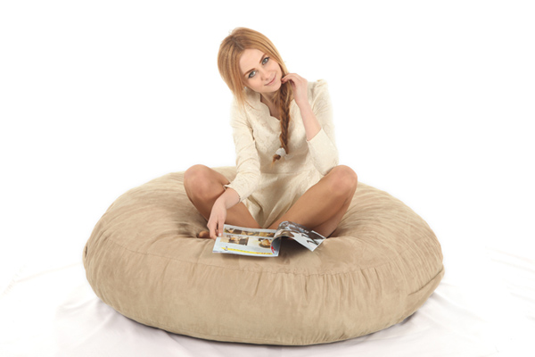 foam bean bag chair wooden captains bar stools beanbag for adults lazy sofa without filler 60 12 inches in living room sofas from furniture on aliexpress com alibaba group