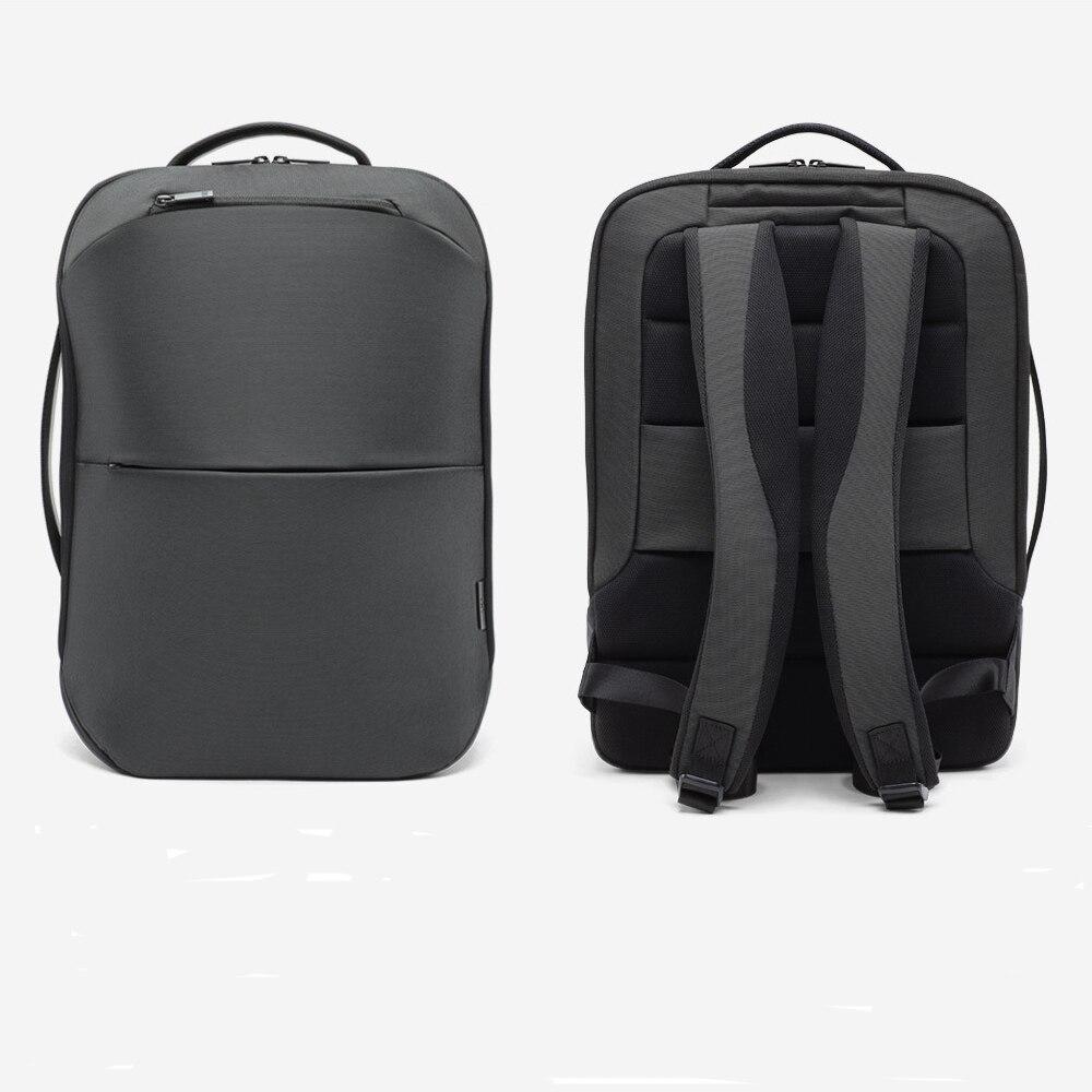 90Fun ordinateurs portables d'entreprise sac à dos 20L grande capacité sac multitâche multi-fonction sac à dos pour voyage travail école hommes femmes