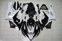 GSXR 1000 2006 Abs Fairing GSXR1000 2005 2006 K5 Black White Motorcycle Fairing GSXR 1000 06 Fairings