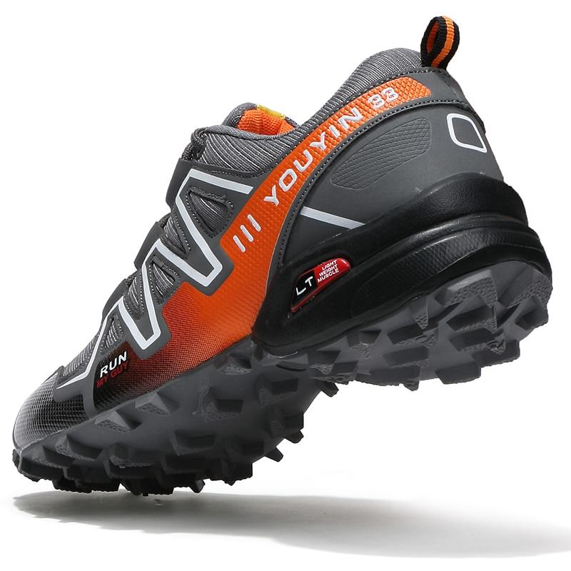 2017 New Design Men Shoes Summer Autumn Lightweight Breathable Casual Shoes Men Trekking Flat Shoes Zapatillas