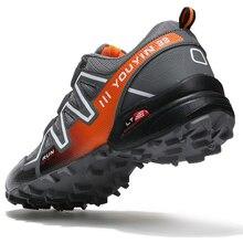 2017 Nuevo Diseño de Los Hombres Zapatos Del Otoño Del Verano Ligero Transpirable Casual Zapatos Hombres Zapatos de Trekking Zapatos Planos Zapatillas Hombre Tamaño 39-46