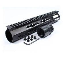 7 «9» 10 «12» 13,5 «15» Охота Тактический цевье для винтовки AR15 M4 свободном рельсовый прицел монтажа ствол винтовки крепления и гайки