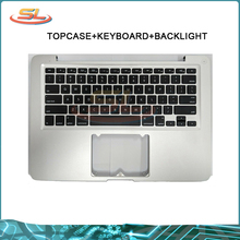 Genuine New TopCase for MacBook Pro 13″ A1278 with Keyboard+Backlight US UK EU German French Danish Russian Spanish 2011 2012