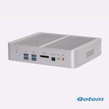 2016 последние ядро I5-5200U портативный мини-компьютер X86 Lan dual-дисплей компьютерного бизнеса промышленных пк T5200UN
