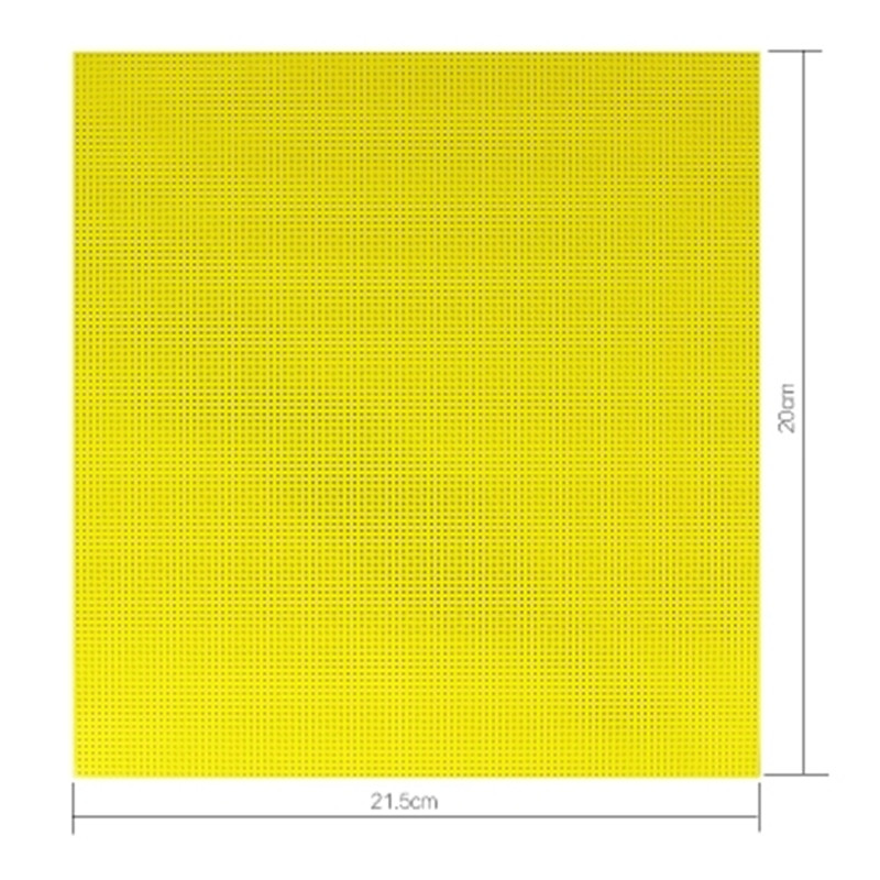 Porous Epoxy Board/Tunnel board Special for FR4 A-3 3D printer ABS Supplies Printing,21.5X20X0.15cm Size,repairing warped edges special offer abs special fixed plate fr4 epoxy boards porous 215x200x1 5mm pegboard aurora z605s z605 free shipping
