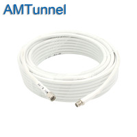 SMA Male Turn SMA Female Wire 50ohm 10m Coaxial Cable For Connecting Outdoor Or Indoor Antenna