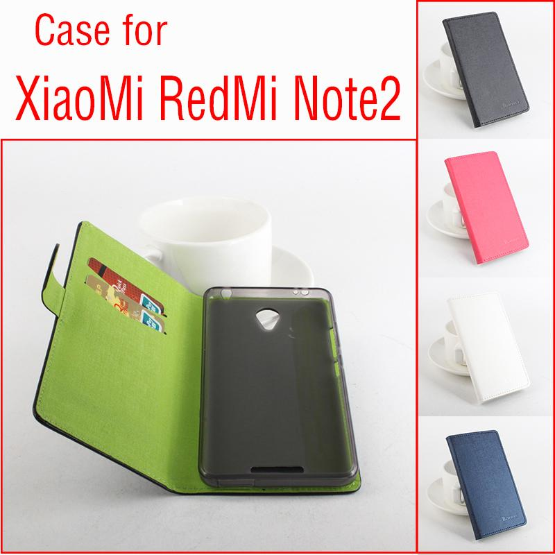 High Quality Pattern Leather flip Case For Xiaomi hongmi not
