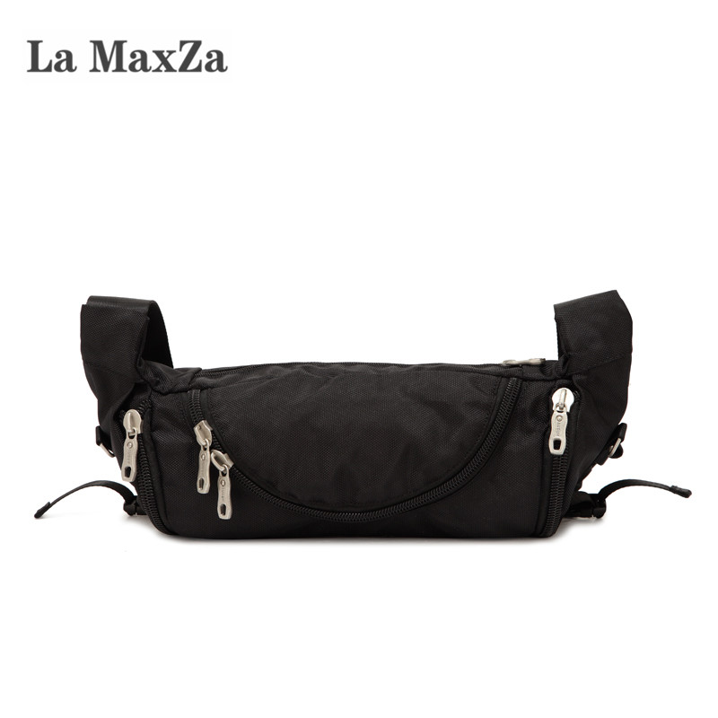 La Maxza Simple Mode Hommes de Messager Sac Multifonctionnel Occasionnel Poche livraison gratuite LJX-18