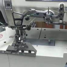 DAYU205 2or3 игла 5 линий CoverStitch машина швейная цель плоский стрейч керлинг подол Потяните трубки/шарик ширина Регулируемый