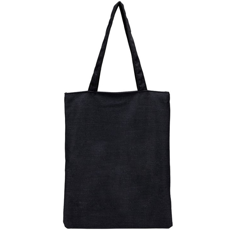 Online Get Cheap Black Canvas Tote Bags Wholesale -Aliexpress.com ...