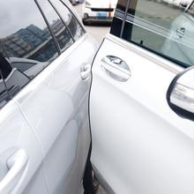 Toyota camry prado corolla prius rav4 용 5 m 범용 차량 도어 엣지 가드 트림 몰딩 보호 스트립 스크래치 보호기