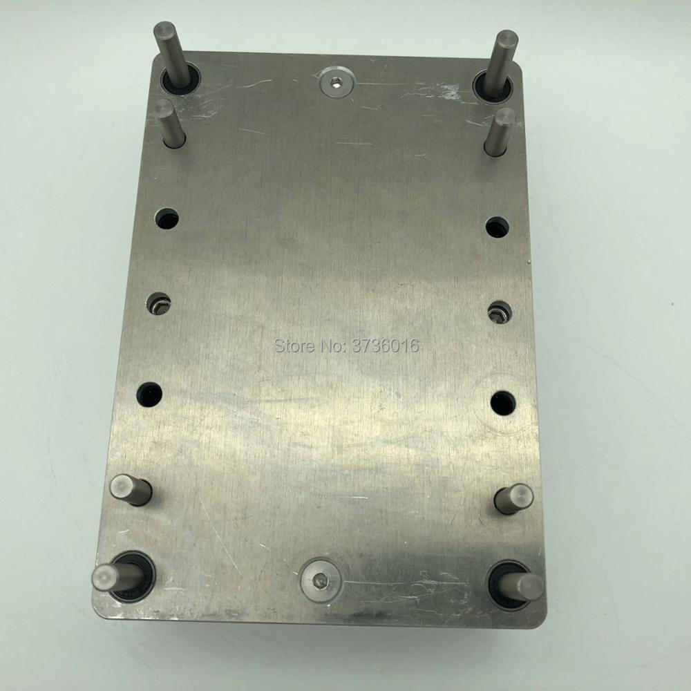 Vente chaude universel moule de base pour YMJ stratification sous vide machine Utilisé avec d'autres YMJ moules pour mobile téléphone rénovation de réparation