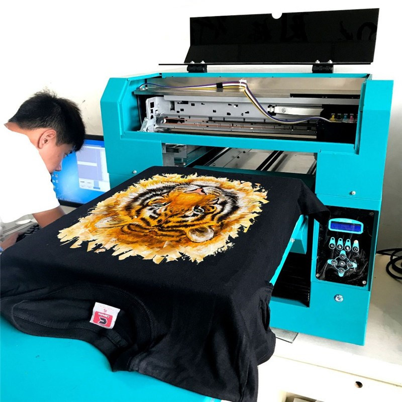 Excellent Effect Factory Direct Sale 3D T Shirt Printing Machine With Cheap Price On Hot Sale