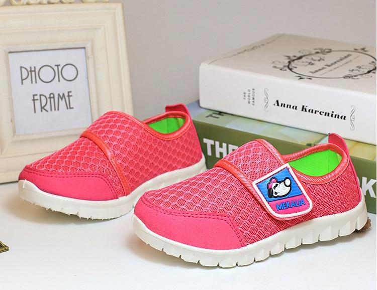 3 kolorów Darmowa wysyłka 2015 nowych 16-18cm dzieci buty - Obuwie dziecięce - Zdjęcie 3