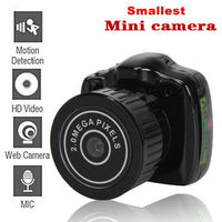 Mini Poche Portable Plus Petit 720 P HD Webcam Caméra Enregistreur Vidéo Caméscope DV DVR Micro Numérique Enregistreur