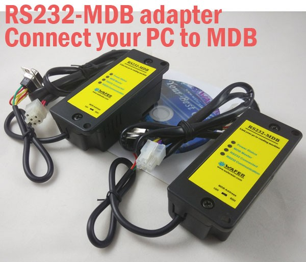 RS232-MDB-Lot