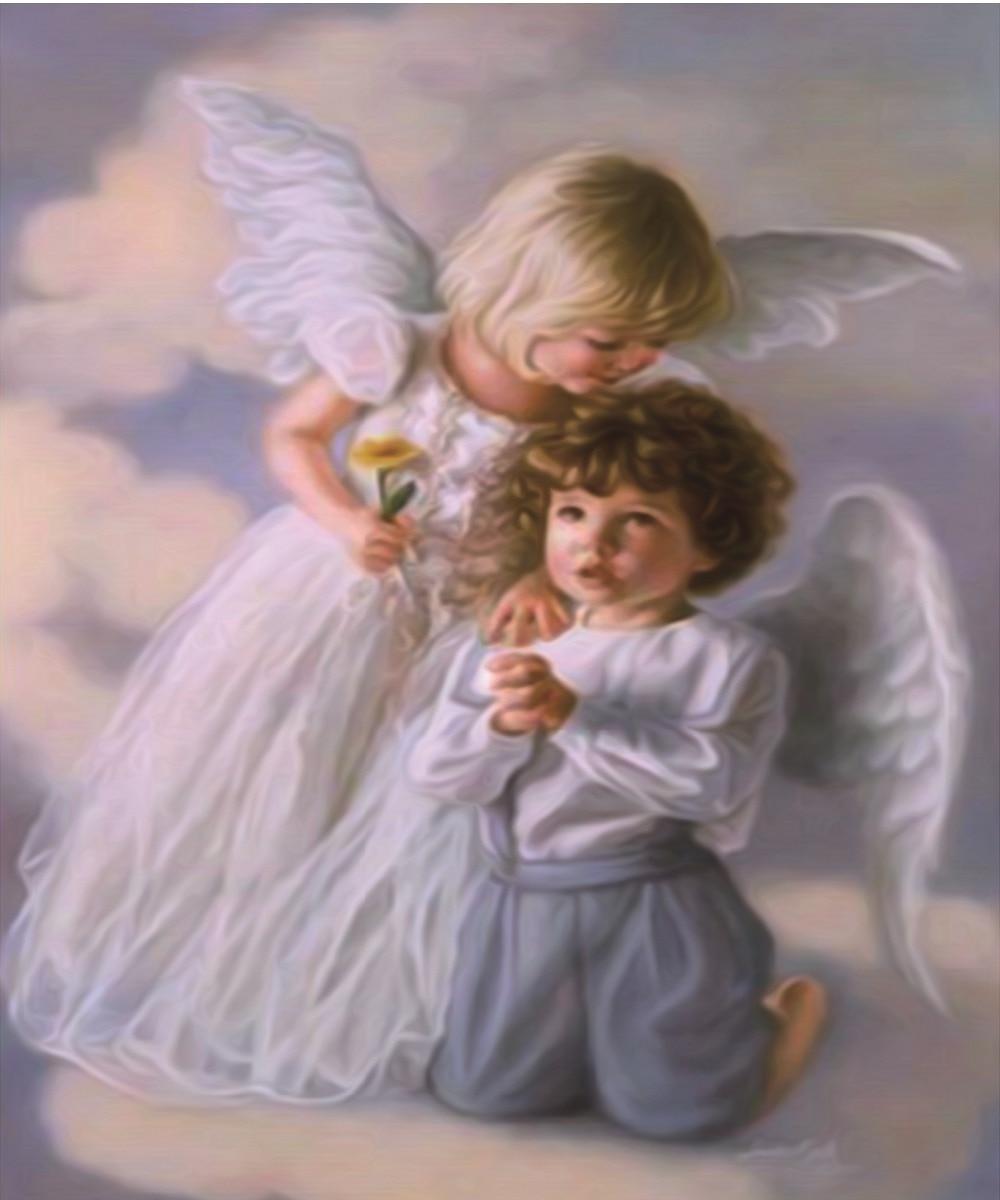 Ангелочки дети картинки, поцелуем поздравить днем