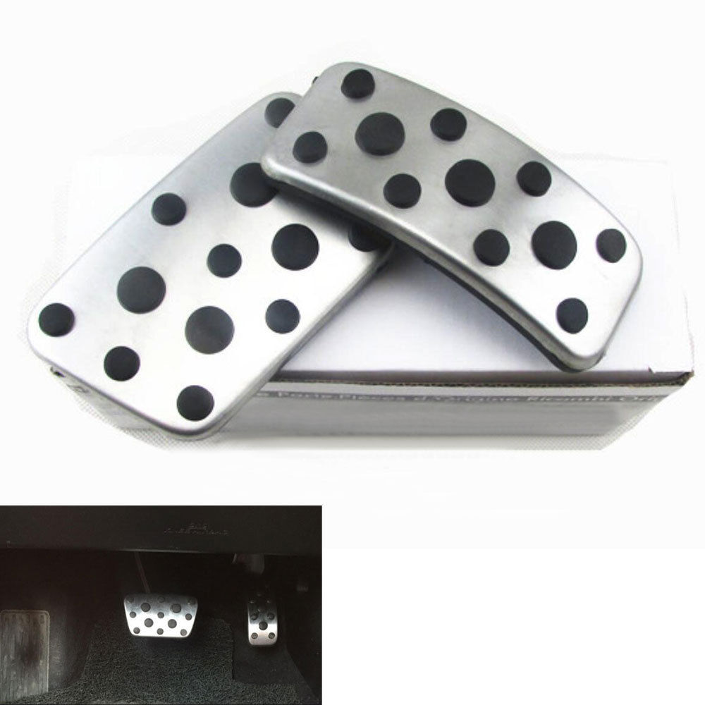 Stainless Steel Automatic Fuel Brake Pedal For Lexus ES RX270 RX300 RX330 GX300