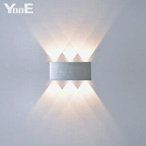 YooE Indoor 2W 4W 6W 8W LED Wa