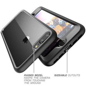 Image 5 - SUPCASE для iphone 8 Plus чехол UB стиль чистый полный корпус прочный бампер Чехол со встроенной защитой экрана для iphone 7 Plus