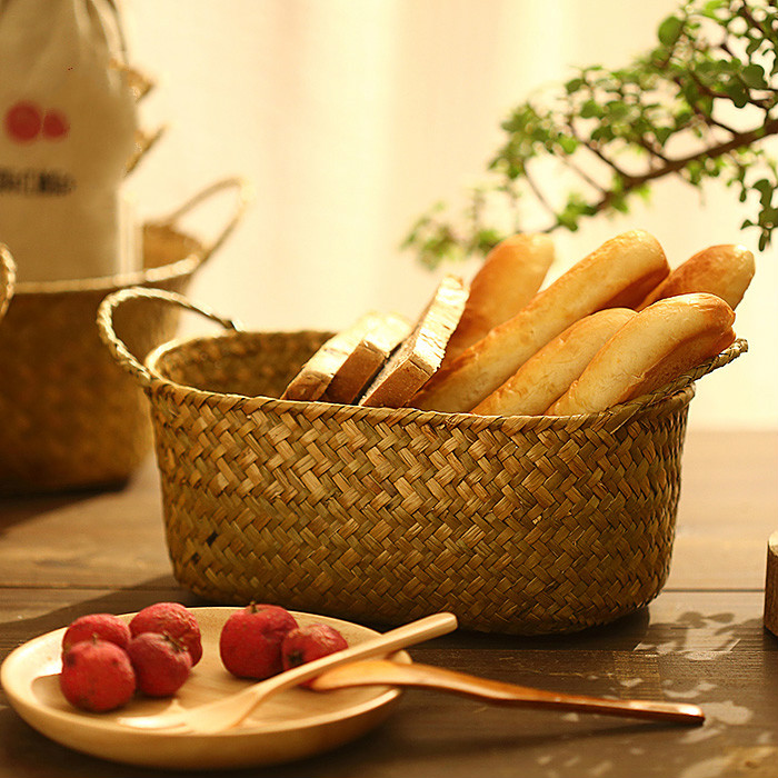 Natural Basket 1